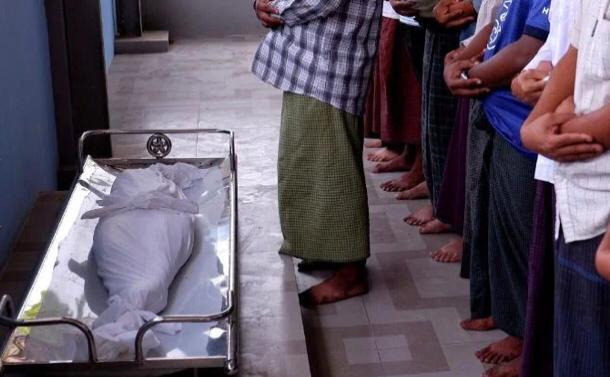 Mianmar: tragédia em 3 atos.