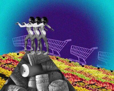 Cecília Cortez: A geografia do supermercado.