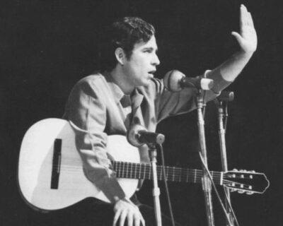 """Músicas & Músicos: """"Pra não dizer que não falei das flores"""", de Geraldo Vandré."""