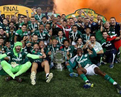 Superior nos 180 minutos, Palmeiras vence a Copa do Brasil