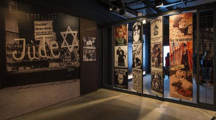 Museu do Holocausto destaca a história de Vladimir Herzog.