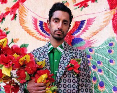A estrela de Riz Ahmed.
