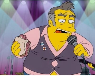 """Voimer Cataneo: """"Panic on the Streets of Springfield"""""""