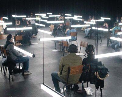 Cegueira: a instalação sobre a obra de Saramago é uma experiência imersiva