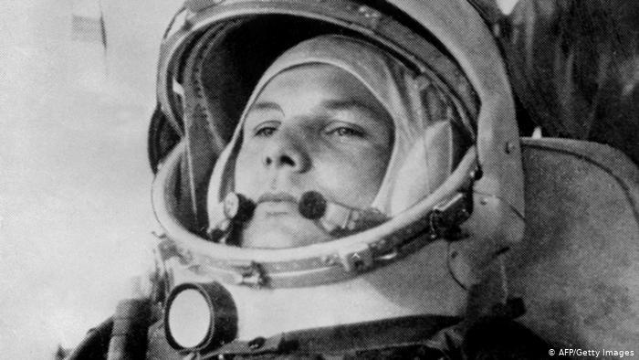 """""""Alô, aqui é o Gagarin"""""""