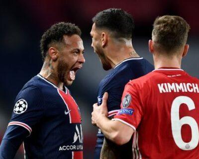 PSG de Neymar supera fantasma alemão e chega a mais uma semifinal de Champions