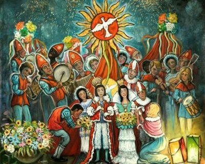 A Festa do Divino