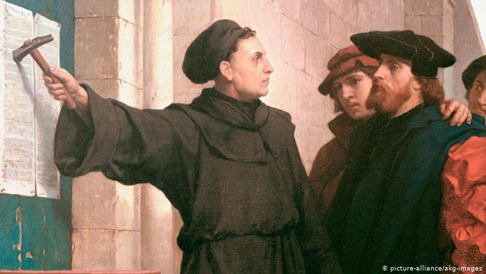 Há 500 anos, Lutero mudava a história