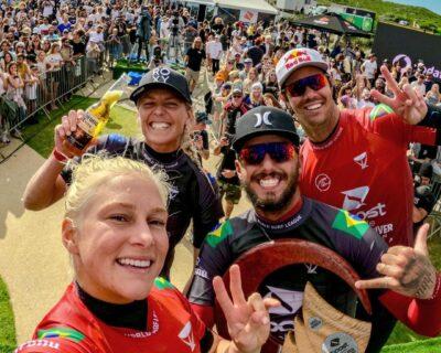Jojó do Jacques: Brasil conquista a Austrália