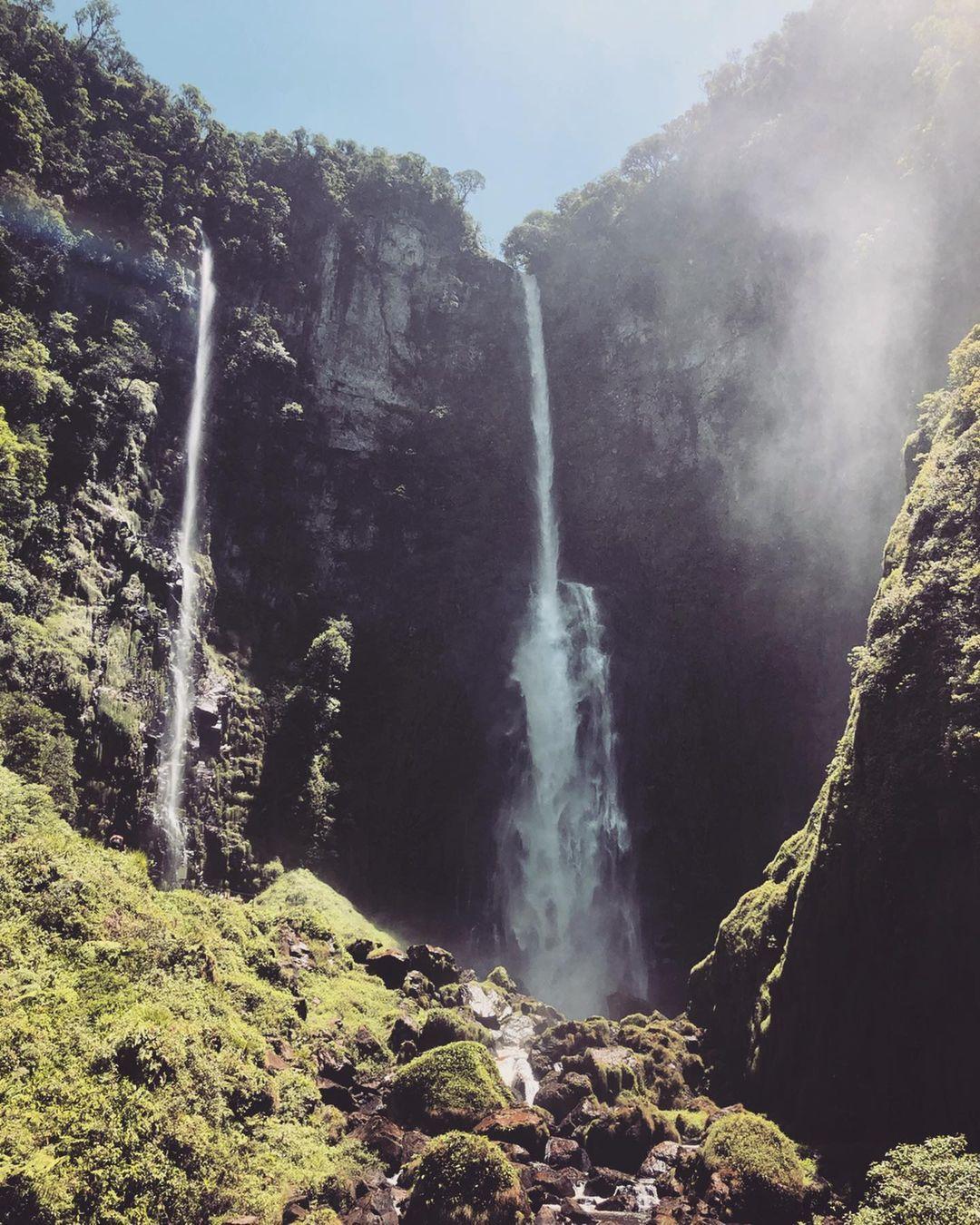 As sete maravilhas do Vale – Rota das Cachoeiras