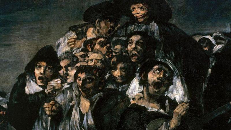 Darwinn Harnack: Sobre Política de Medo