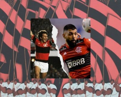 Serjão Santana: Núcleo Duro Rubro-negro
