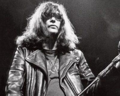Homenagem improvisada aos 70 anos do Joey Ramone