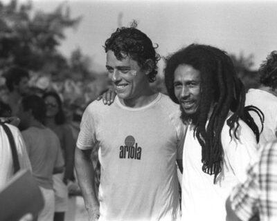 O gol de Bob Marley