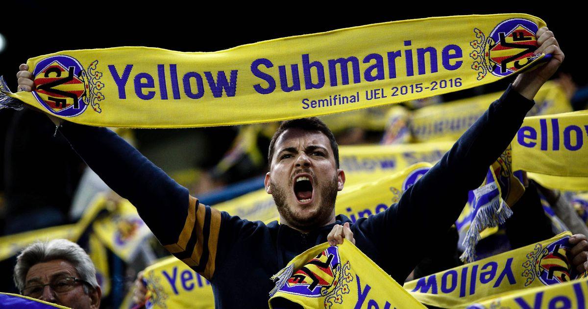 Villarreal: o modesto 'submarino amarelo' que saiu das profundezas para vencer seu primeiro título