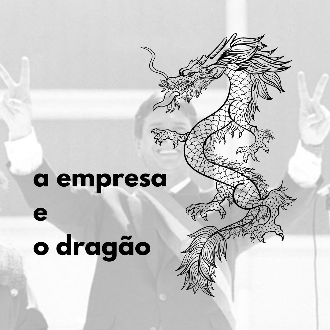 A empresa e o dragão