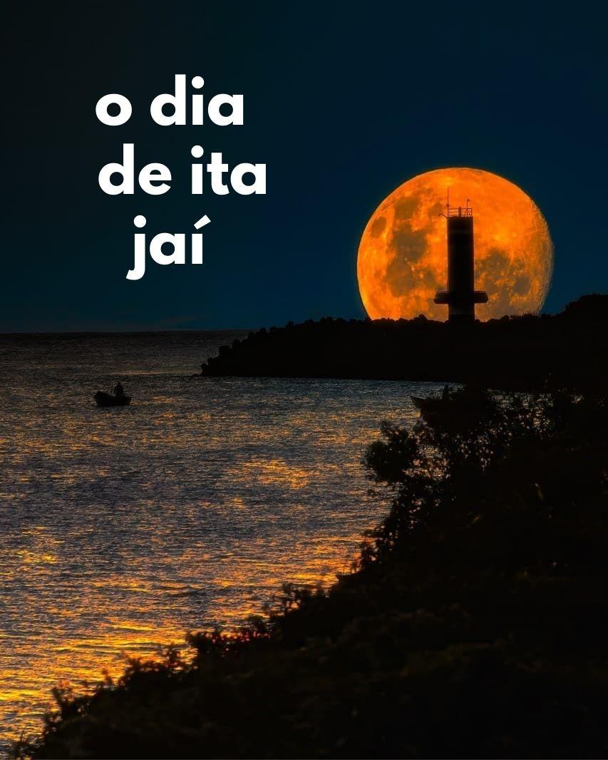 O dia de Itajaí