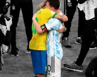 """""""É bom perder da Argentina!"""""""
