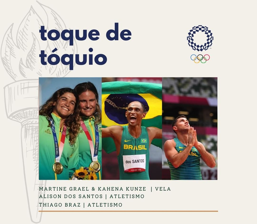 Toque de Tóquio: 14º dia traz um ouro e dois bronzes para o Brasil