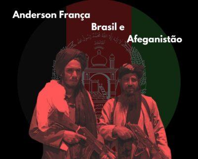 Anderson França, Brasil e Afeganistão