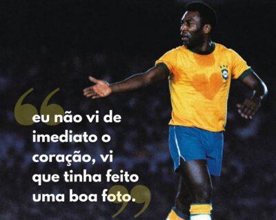 Os mitos do coração de Pelé