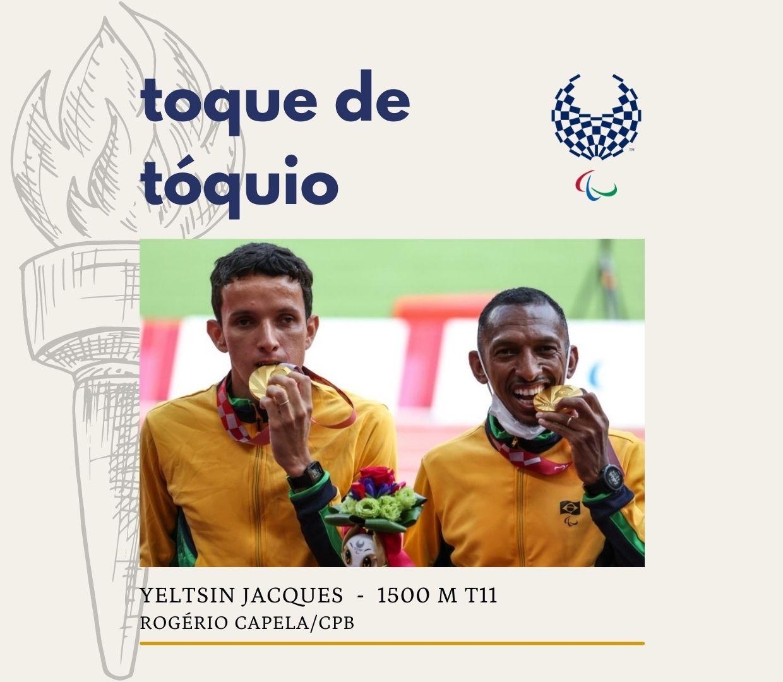 Toque de Tóquio Especial: 100 ouros para o Brasil em Paralimpíadas