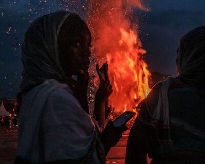 Meskel: a celebração etíope da vera cruz