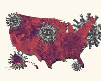 EUA derrapam no combate a Covid em meio à parcela da população antivacina e estádios lotados