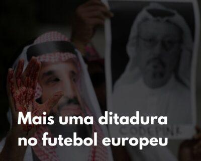 Mais uma ditadura no futebol europeu: possível compra do Newcastle reabre discussão sobre sportswashing